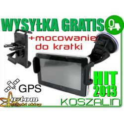 Uchwyt samochodowy nawigacji GPS CLARION PEIYING