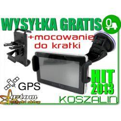 Uchwyt samochodowy do nawigacji GPS BLAUPUNKT