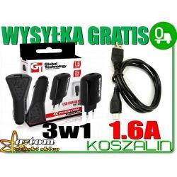 2x ładowarka +kabel SAMSUNG GALAXY S PLUS I9001