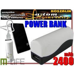 ML Ładowarka awaryjna HTC WINDOWS PHONE 8X 8S