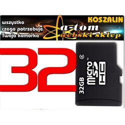 32GB KARTA PAMIĘCI microSD mikro SD GoClever Tab