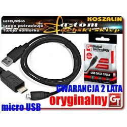 ORYG kabel micro USB SE LIVE WITH WALKMAN MIX TXT