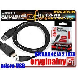 ORYG kabel micro USB SONY XPERIA S U P T J Z E