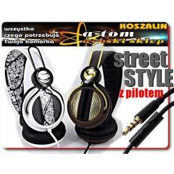 Słuchawki STREET HF Alcatel OT 991D 993D 918 IDOL