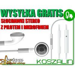 Słuchawki STEREO HF LG P880 4X HD NEXUS 4 / 5
