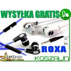 Słuchawki douszne ROXA BASS iPhone 3G 3GS 4 4S 5