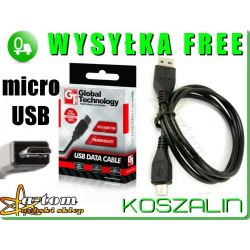ORYG kabel micro USB NOKIA N8 N9 500 603 701