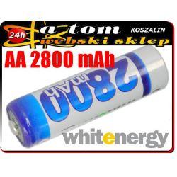 1 SZT akumulator akumulatorek AA paluszek 2800 mAh