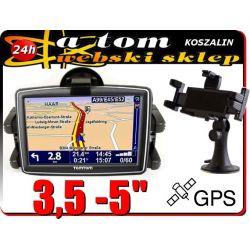 """Uchwyt uniwersalny do nawigacji GPS 3,5 - 5"""""""