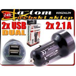 ładowarka do auta USB MOTOROLA RAZR XT910 V8