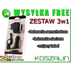 ŁADOWARKA samochodowa do SONY XPERIA Z1 Z ULTRA
