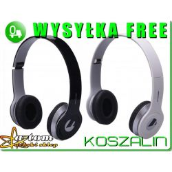 Słuchawki NA GŁOWĘ FUN DO MP3 MP4 I TELEFONÓW