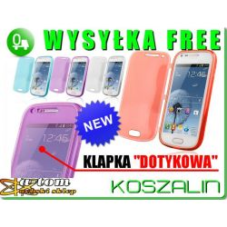 Etui Flip Cover TOOT Samsung Galaxy Trend S7560