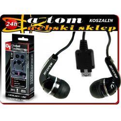 Słuchawki BLACK GT LG KP100 KP500 KP501 COOKIE