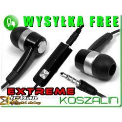 Słuchawki eXtBass HF BlackBerry curve 9220 Q10 Z10