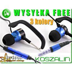 Słuchawki SPORT ACTIV do SONY XPERIA Z1 Z ULTRA