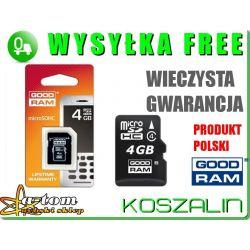 KARTA micro SD 4GB LG P500 T500 EGO T375 T385