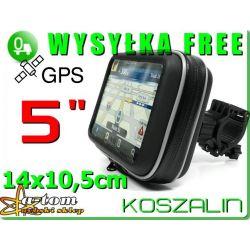 Uchwyt +Etui wodoodporne do GPS BLAUPUNKT