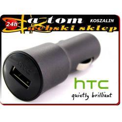 Ładowarka samochodowa HTC ONE /mini S V X XL M7 SV