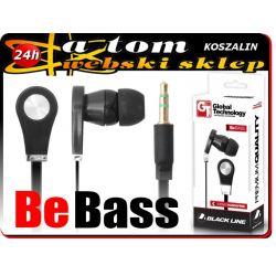 Słuchawki BeBass GT iPhone 5 iPod iPad /mini