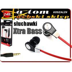 Słuchawki douszne LG GT540 SWIFT GM360 BALI