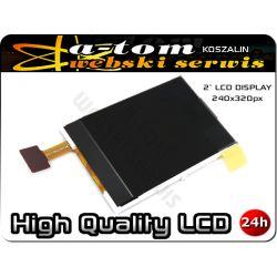 Wyświetlacz EKRAN LCD NOKIA 5130 2700 2730 5000 HQ
