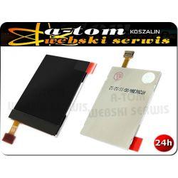 Wyświetlacz EKRAN LCD NOKIA 6300 5310 E51 6120 HQ