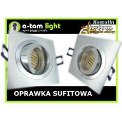 oprawa oprawka LED halogen ruchoma 8361 sufitowa