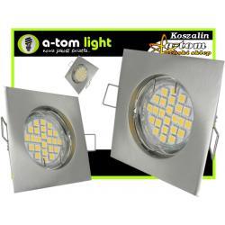 oprawa oprawka LED halogenowa halogen gu10 mr16 p