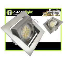 oprawa oprawka LED halogenowa ruchoma  gu10 mr16