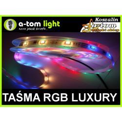 Taśma 5m 150 Led RGB  zestaw zasilacz + sterownik
