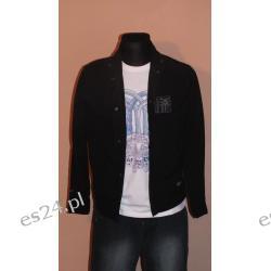 Czarny sweter firmy Fenchurch na zatrzaski