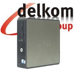 DELL 755 C2D 2,4GHZ/1GB/160GB XP PROF SFF delkom