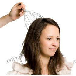 Masażer do głowy