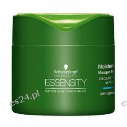 Schwarzkopf Essensity Moisture Treatment - głęboko nawilżająca maska do włosów suchych i szorstkich