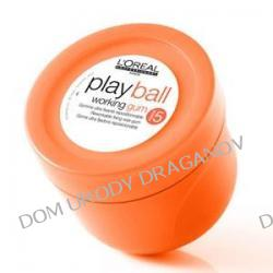 Loreal Play Ball Working Gum, elastyczna guma utrwalająca, 100ml
