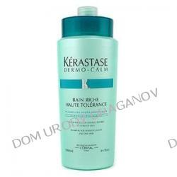 Kerastase Dermo Calm Bain Dermo Riche, szampon, wzbogacona kąpiel kojąca, wrażliwa skóra głowy, 1000ml