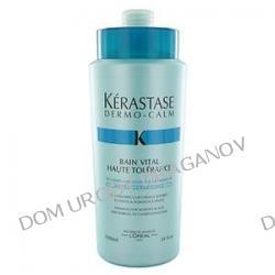 Kerastase Dermo Calm Bain Dermo Vital, szampon, wzbogacona kąpiel kojąca, wrażliwa skóra głowy, 1000ml