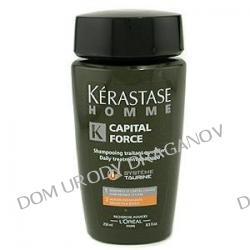 Kerastase Homme Bain Capital Force Action Densifiante, szampon, kąpiel zagęszczająca włosy, dla mężczyzn, 250ml