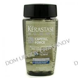 Kerastase Homme Bain Capital Force Anti-Dandruff, szampon, kąpiel przeciwłupieżowa dla mężczyzn, 250ml