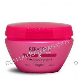 Kerastase Reflection Masque Chroma Reflect, maska rozświetlająca do włosów farbowanych, 200ml