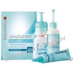 Goldwell Evolution, płyn do trwałej ondulacji, typ 2s, do włosów po rozjaśnianych przez farbowanie, rozjaśnianych lub z pasemkami powyżej 50%, zestaw