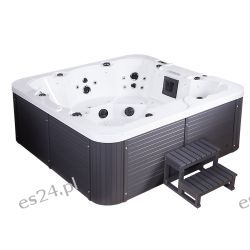 Wanna SPA Ogrodowa Jacuzzi Seaside 220/220 cm