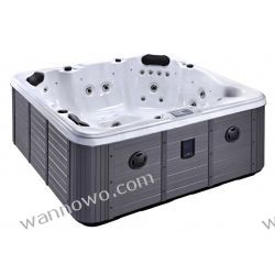 Wanna SPA Refresh 47 dysz 2 Pompy 200/200 cm