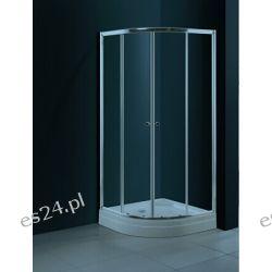 Drop kabina prysznicowa z brodzikiem 90/90/205cm Panele i zestawy prysznicowe