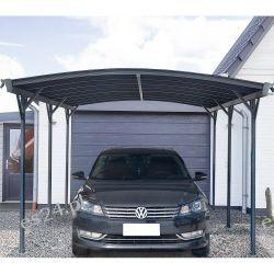Wiata Garażowa Falo Aluminiowa Poliwęglanowa Garaże