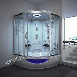 Wanna, prysznic, jacuzzi, sauna parowa w jednym - Exclusive Wanny