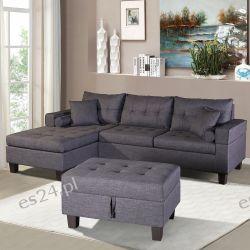Sofa Rome - prawa Meble