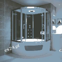 Wanna, prysznic, jacuzzi, sauna parowa w jednym - Exclusivo Wanny