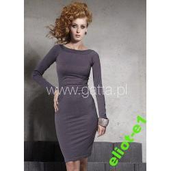 Sukienka Selma Dress, GATTA długi rękaw M
